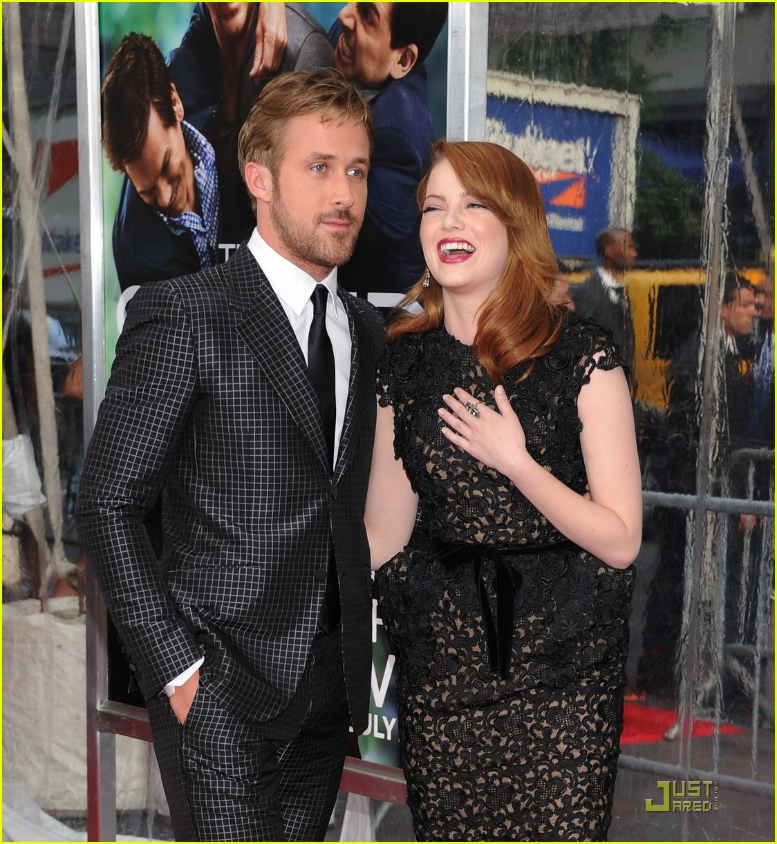 Who is emma stone dating now