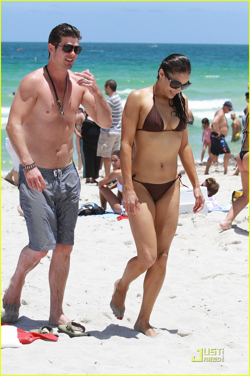 robin thicke paula patton miami mates 03