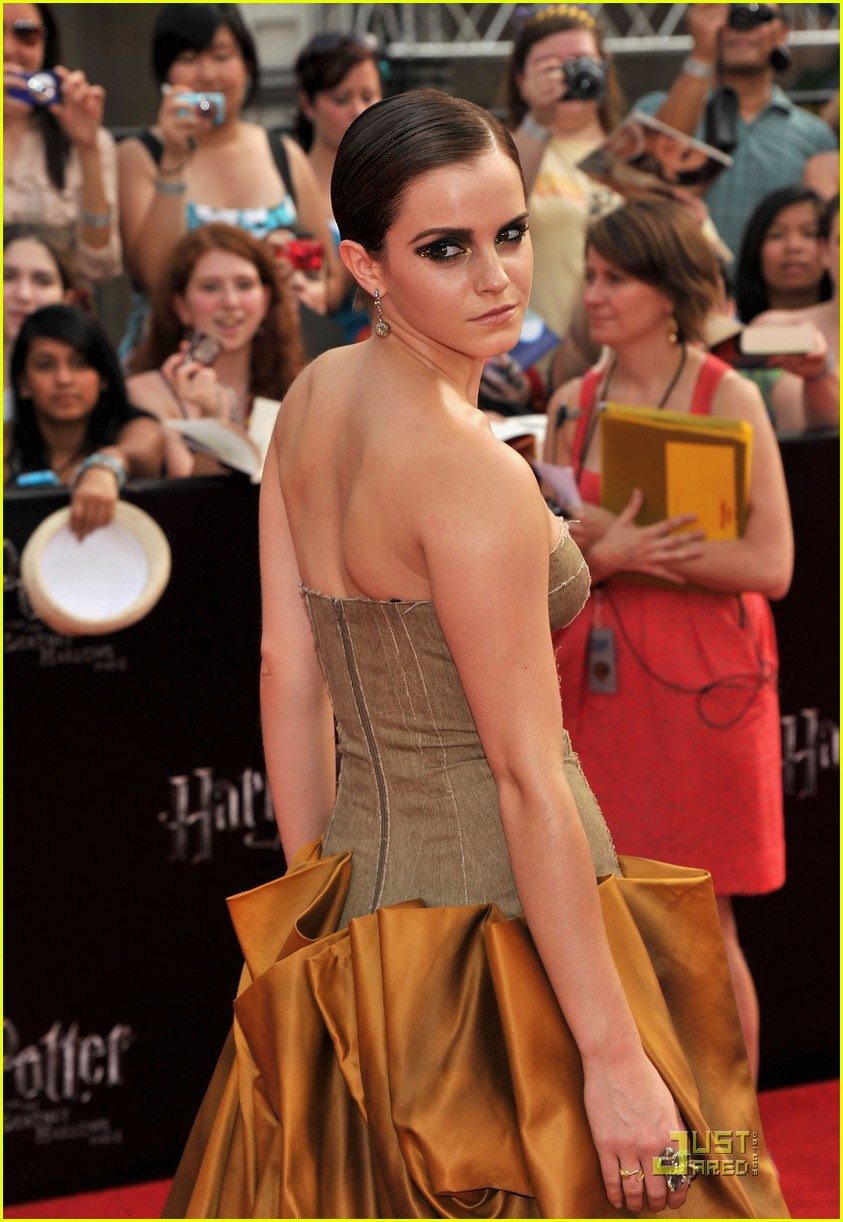 emma watson potter nyc premiere 11