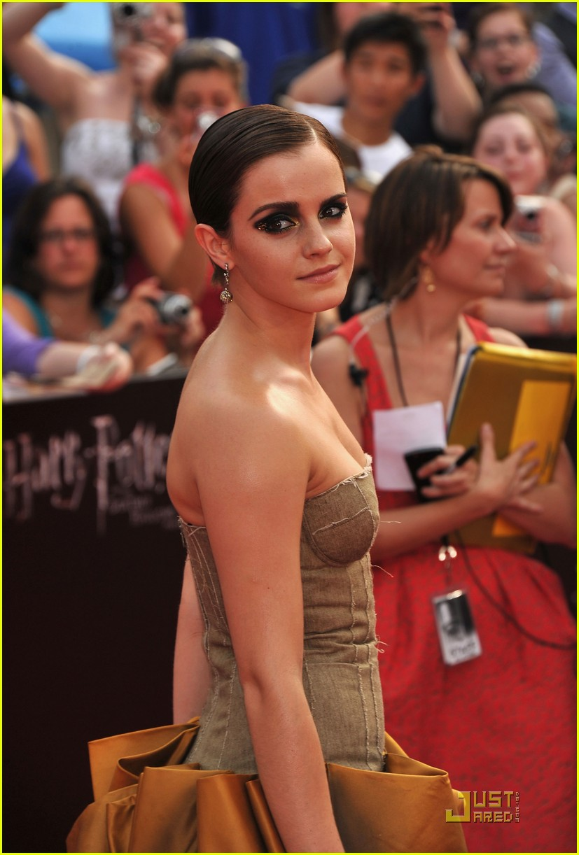 emma watson potter nyc premiere 16