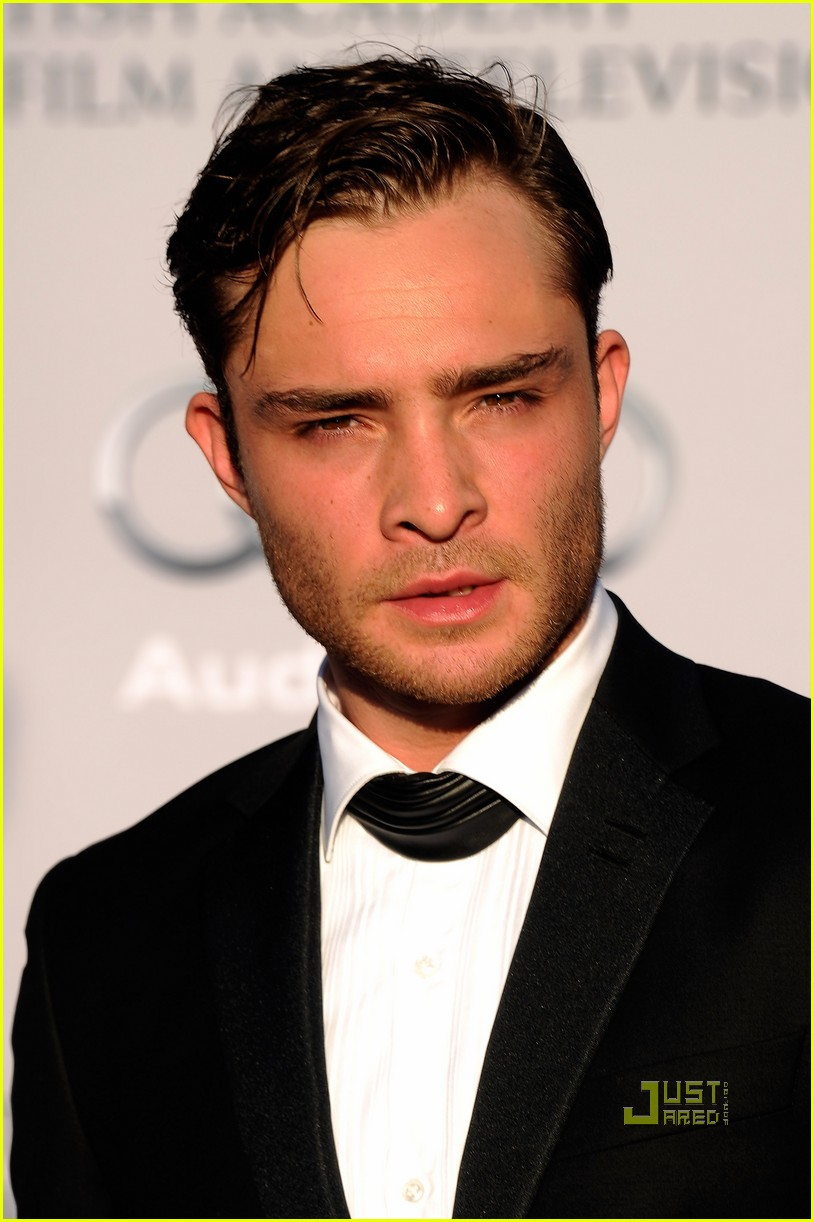 ed westwick dominic cooper bafta brits to watch gala 012559433