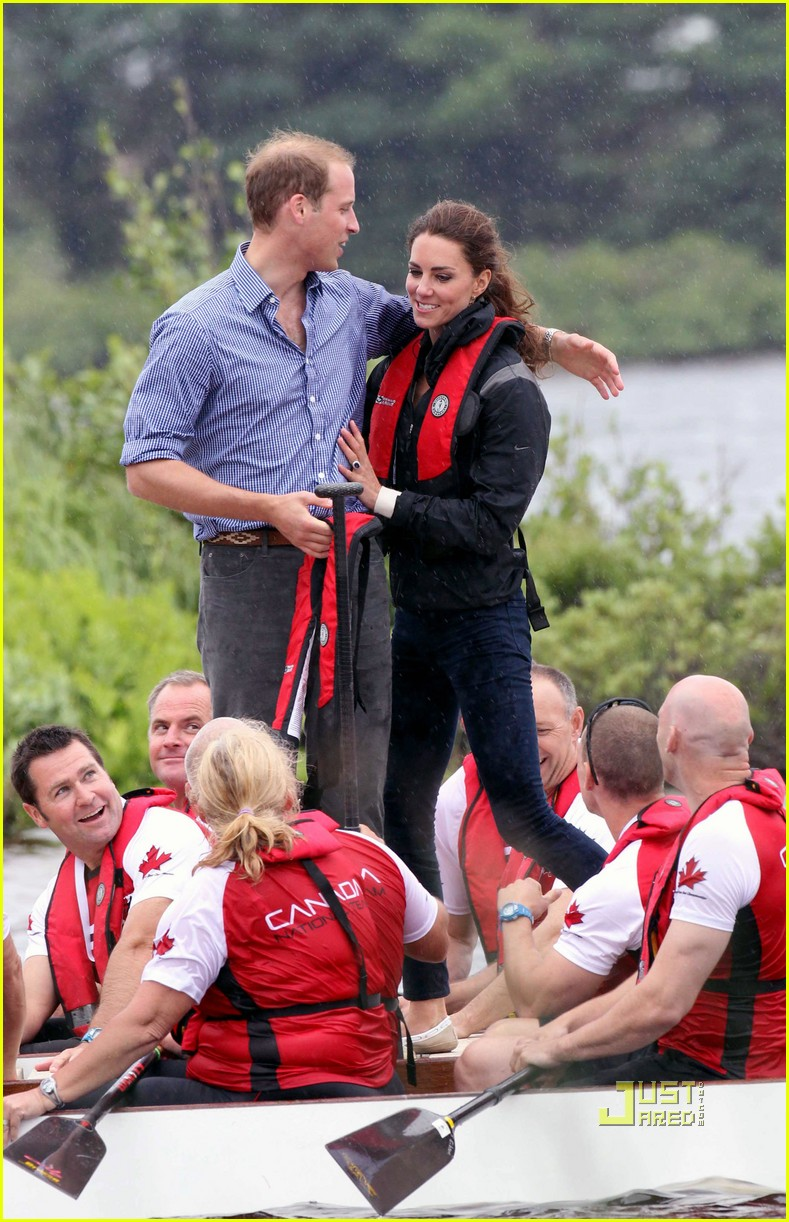 prince william kate boat race 022557919