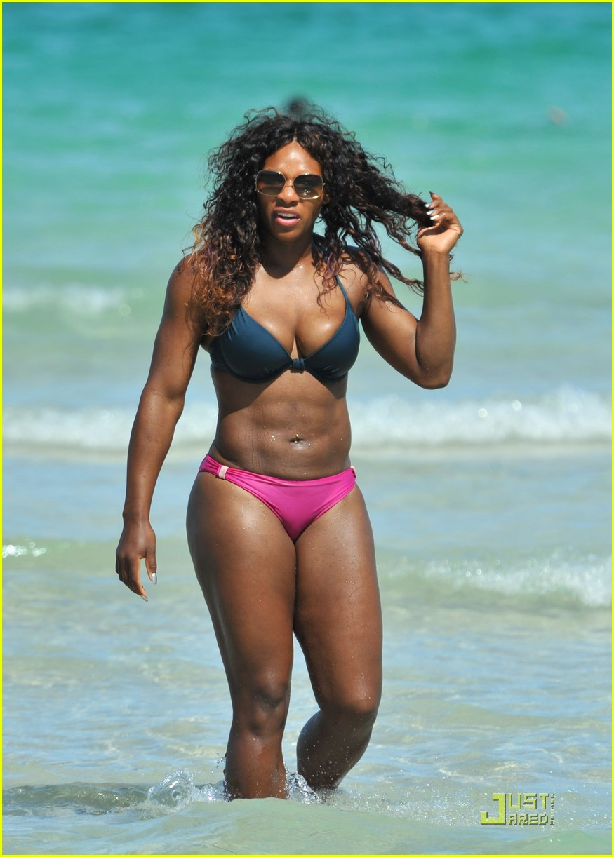 Not take Serena venus williams bikini