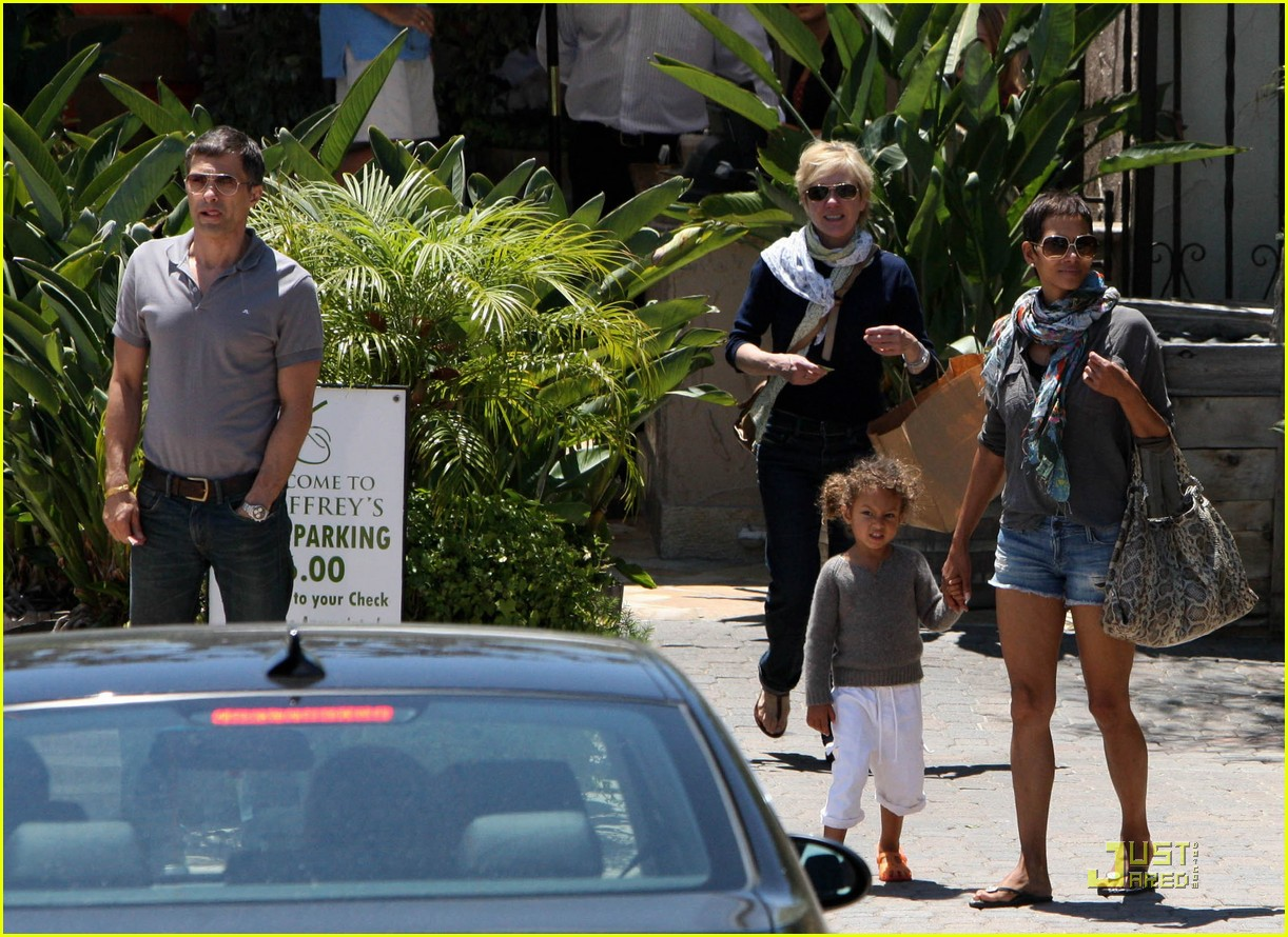 halle berry olivier martinez lunch with nahla 052565448