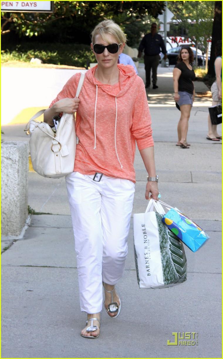 cate blanchett shopping dc 042572806