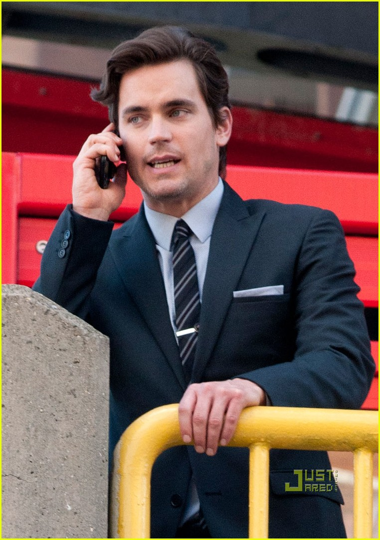 matt bomer suite white collar set 042572821