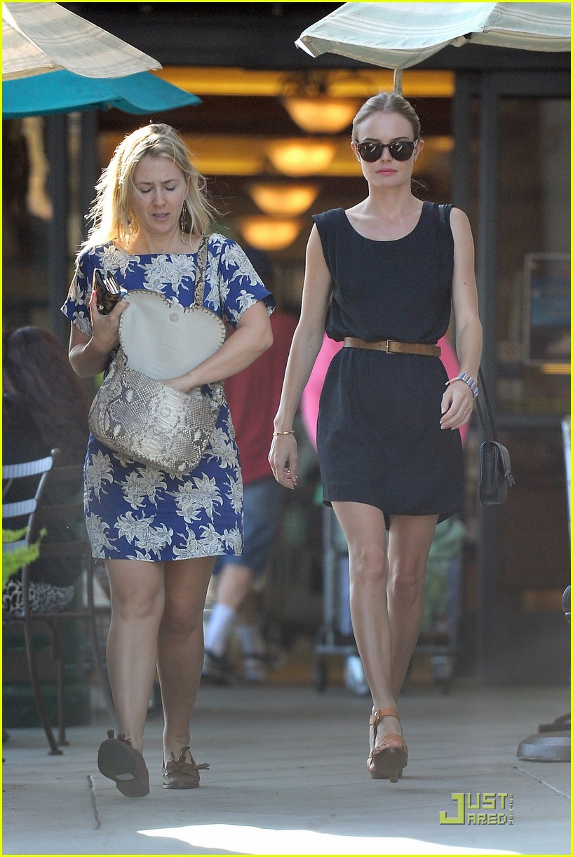 kate bosworth little doms lunch with cher coulter 012574314