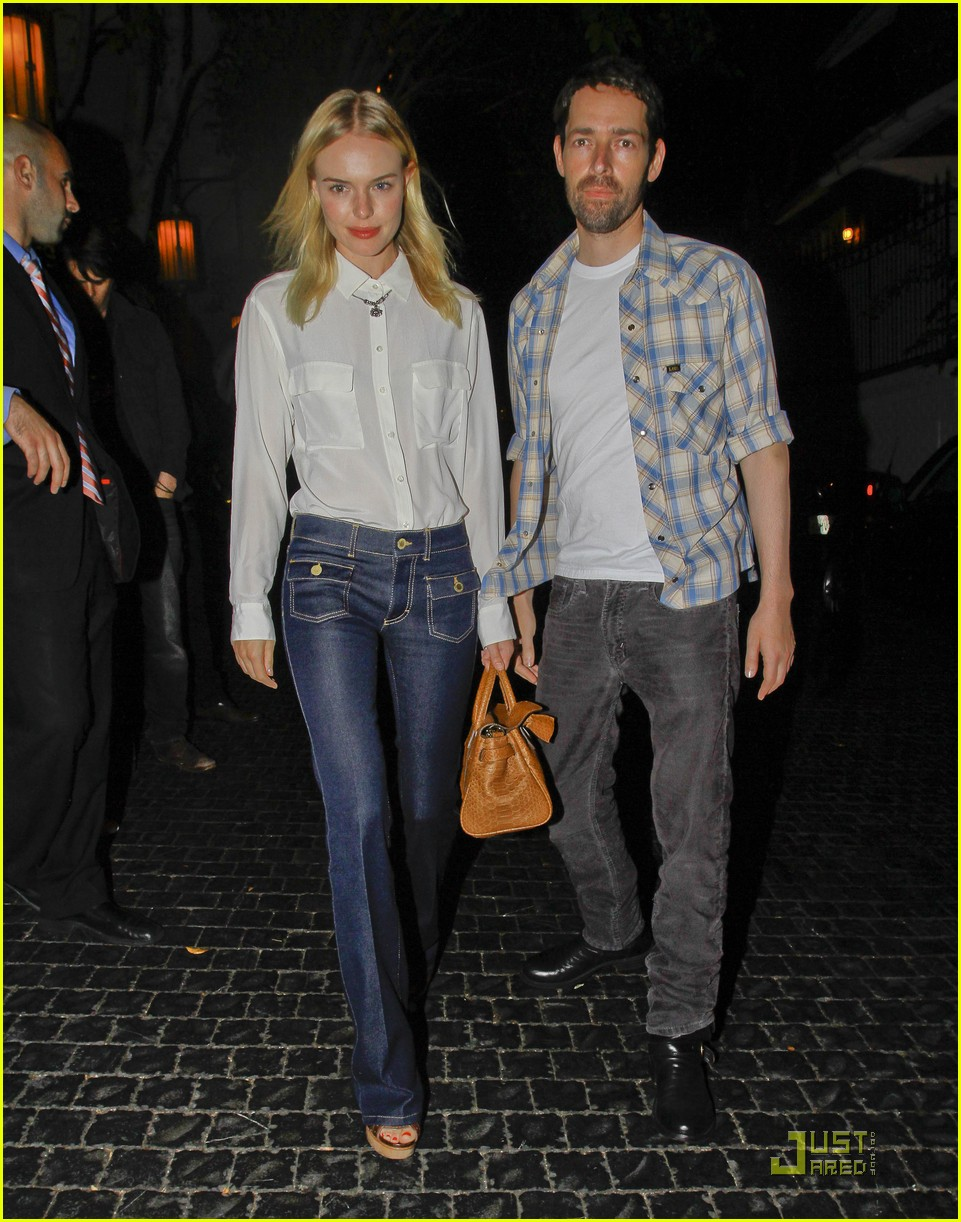 kate bosworth michael polish dinner 012568456