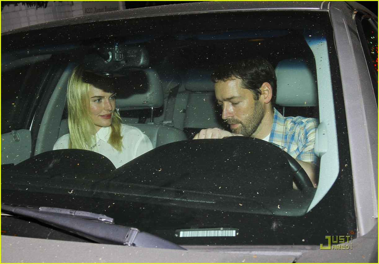 kate bosworth michael polish dinner 02