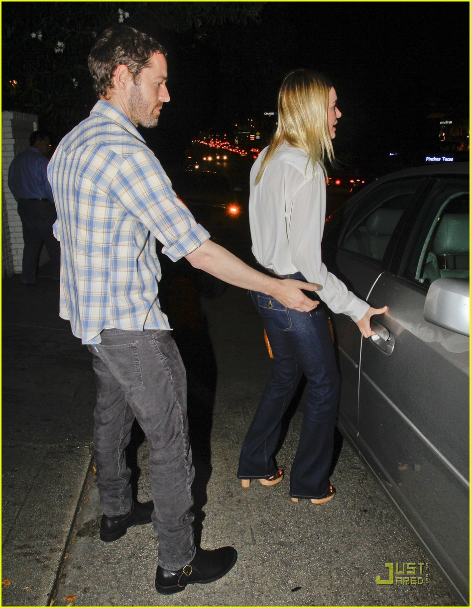 kate bosworth michael polish dinner 142568469
