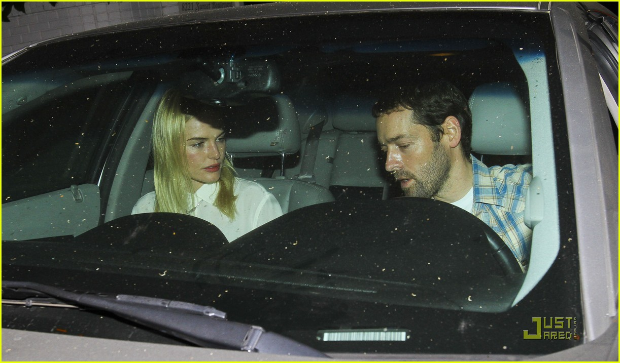 kate bosworth michael polish dinner 17