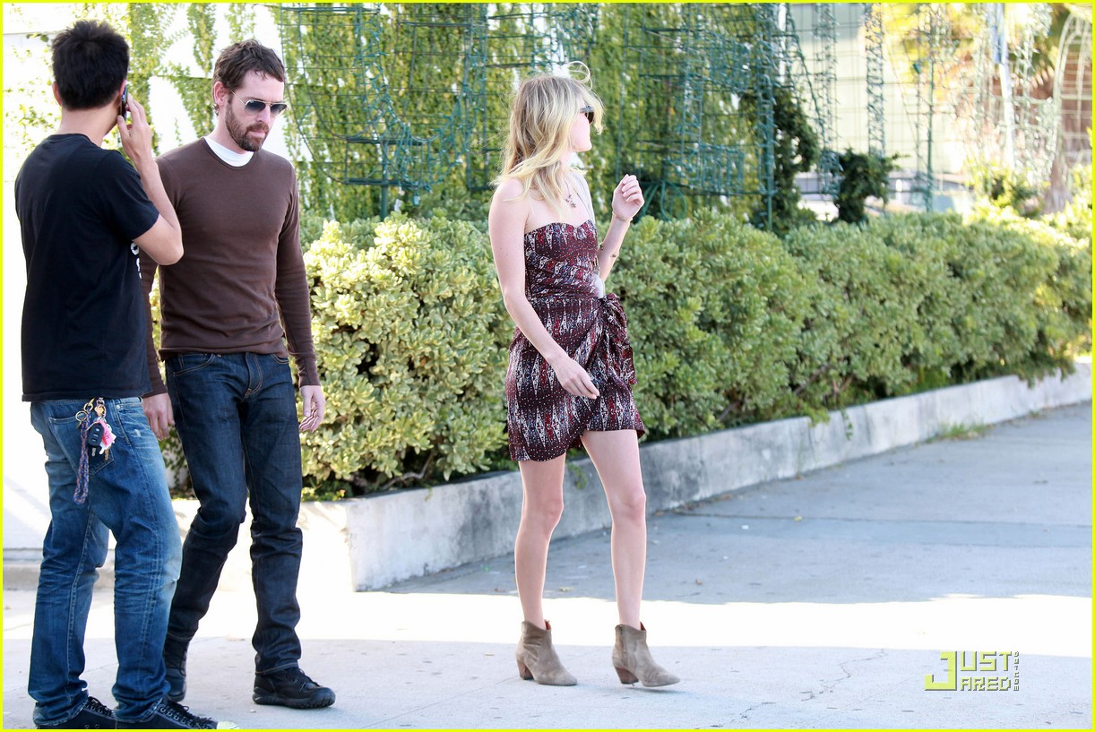 kate bosworth shopping wtih michael polish 032575334