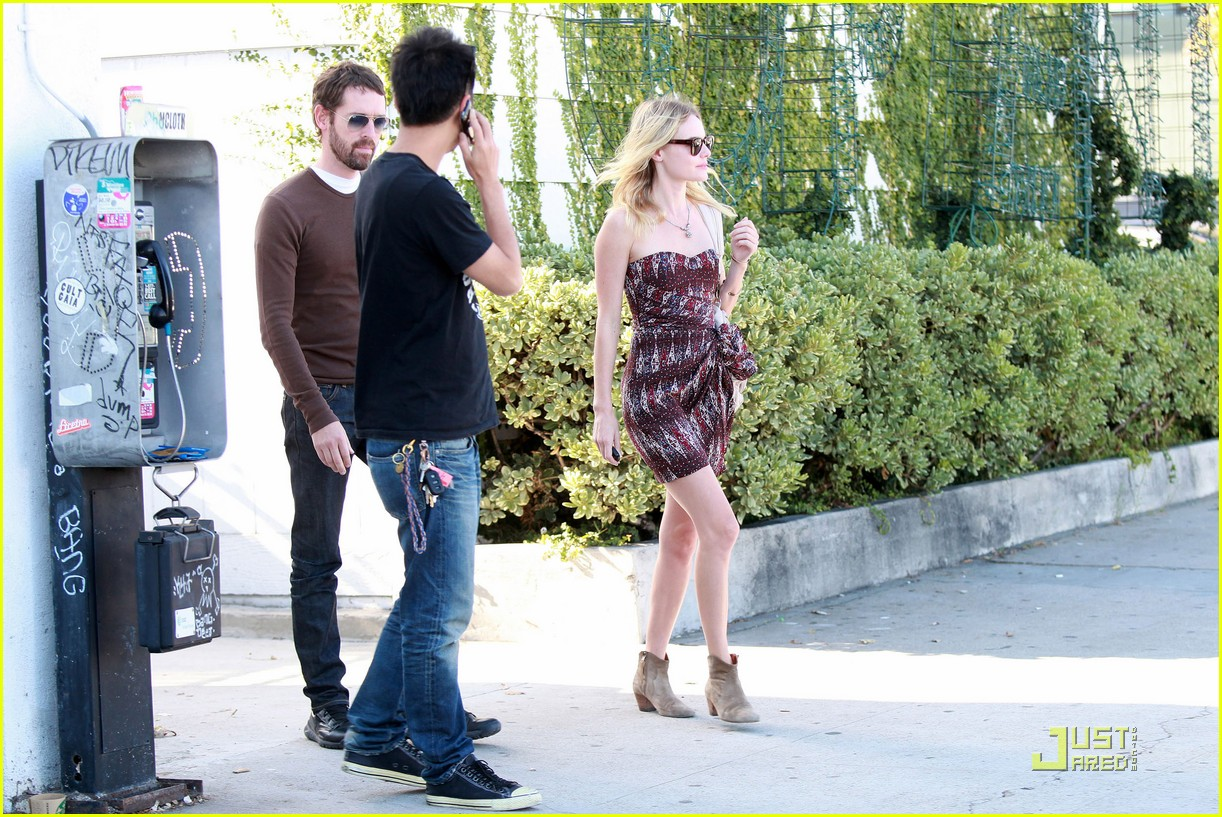 kate bosworth shopping wtih michael polish 062575337