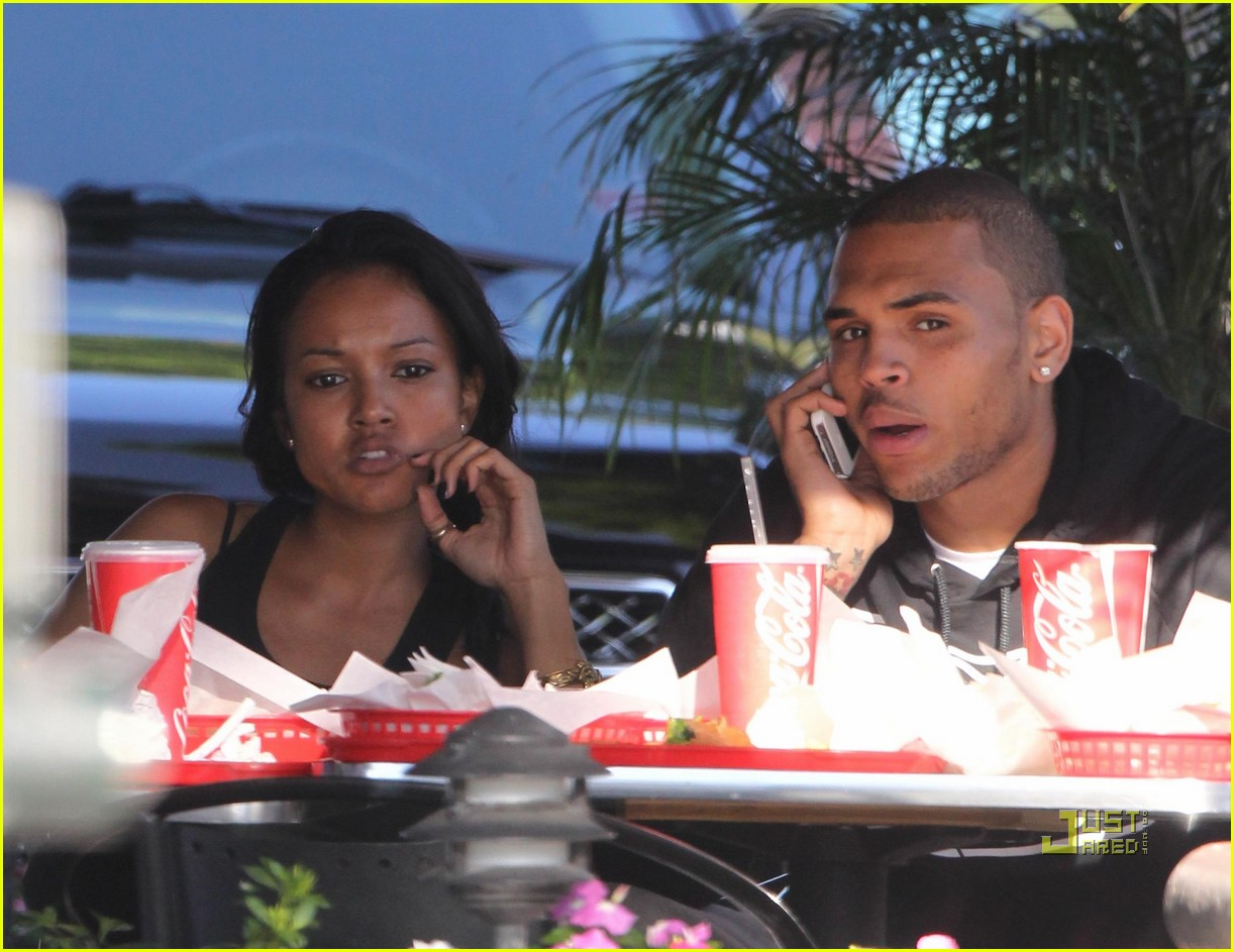 chris brown lunch bow wow 022574954