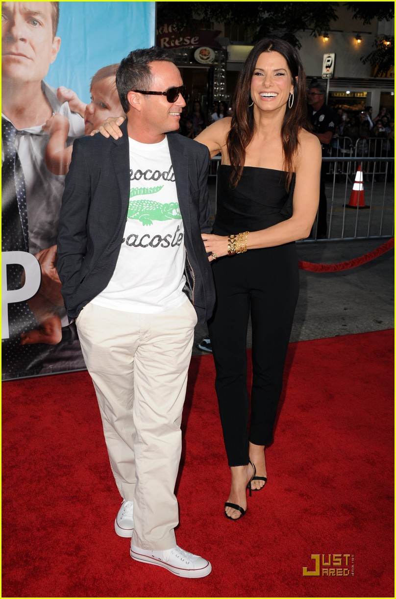 sandra bullock ryan reynolds change up premiere 132565884