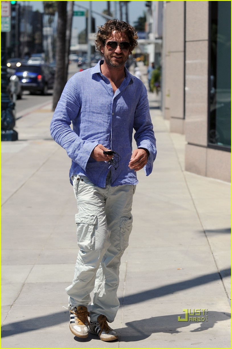 gerard butler office building beverly hills 022572922