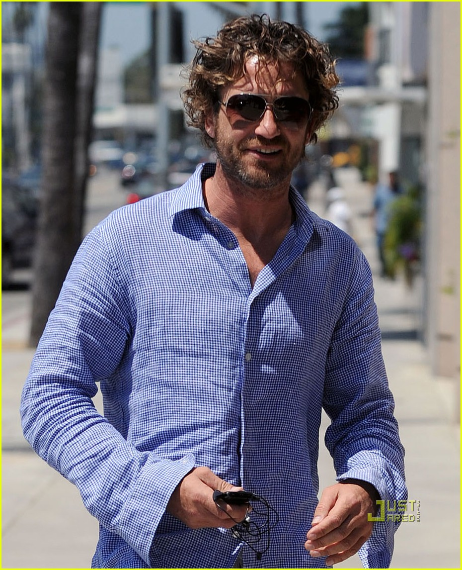 gerard butler office building beverly hills 052572925