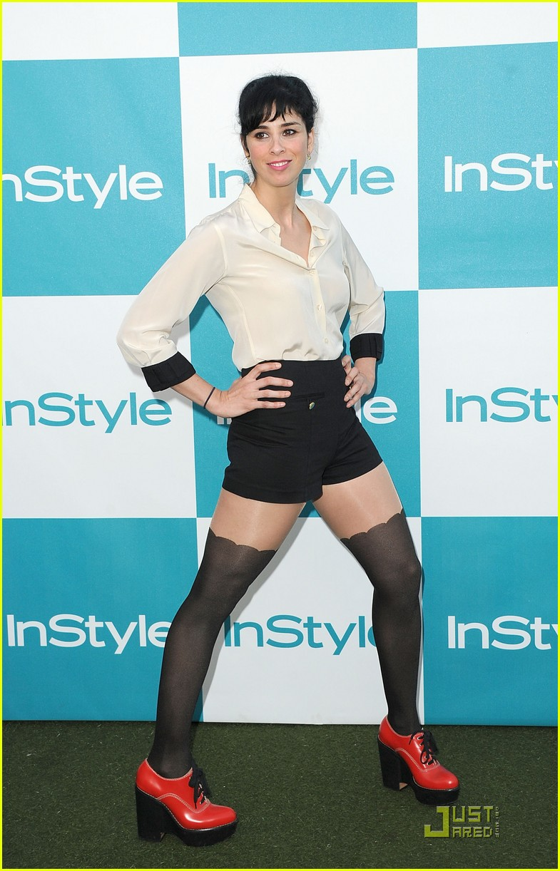 jessica chastain jennifer love hewitt instyle summer soiree 10