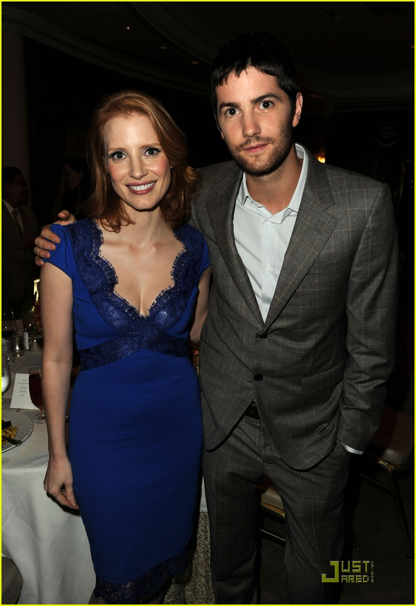 jessica chastain jim sturgess hfpa luncheon 10