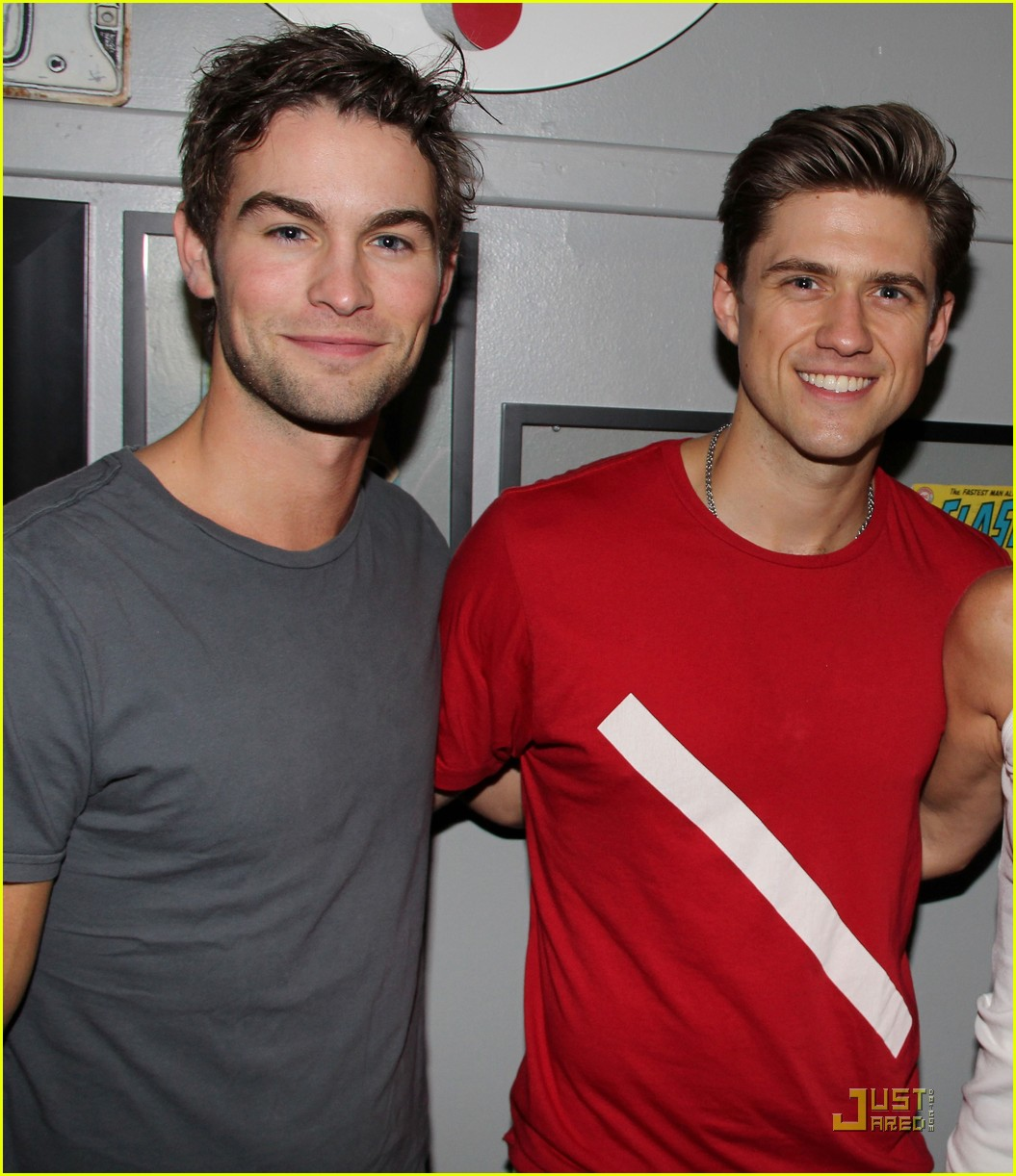 chace crawford aaron tveit catch us if you can 022565317