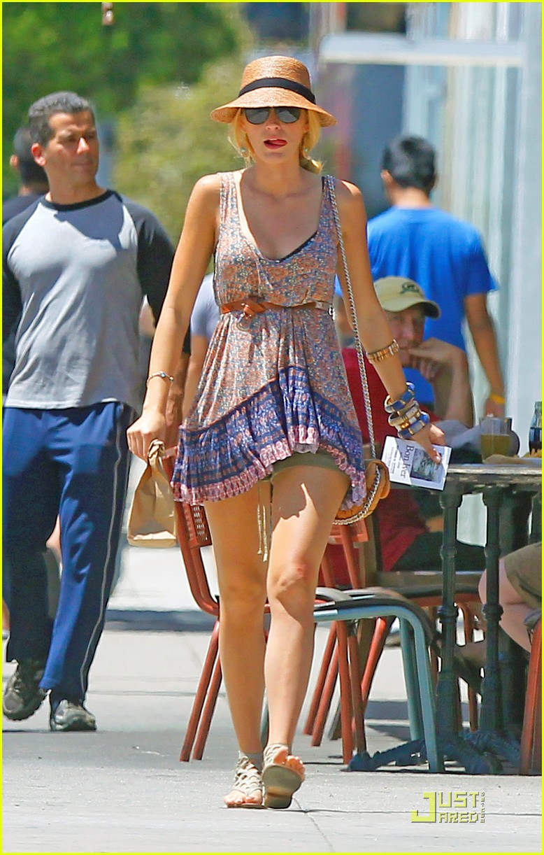Leonardo Dicaprio Blake Lively Grocery Shopping Photo 2568132
