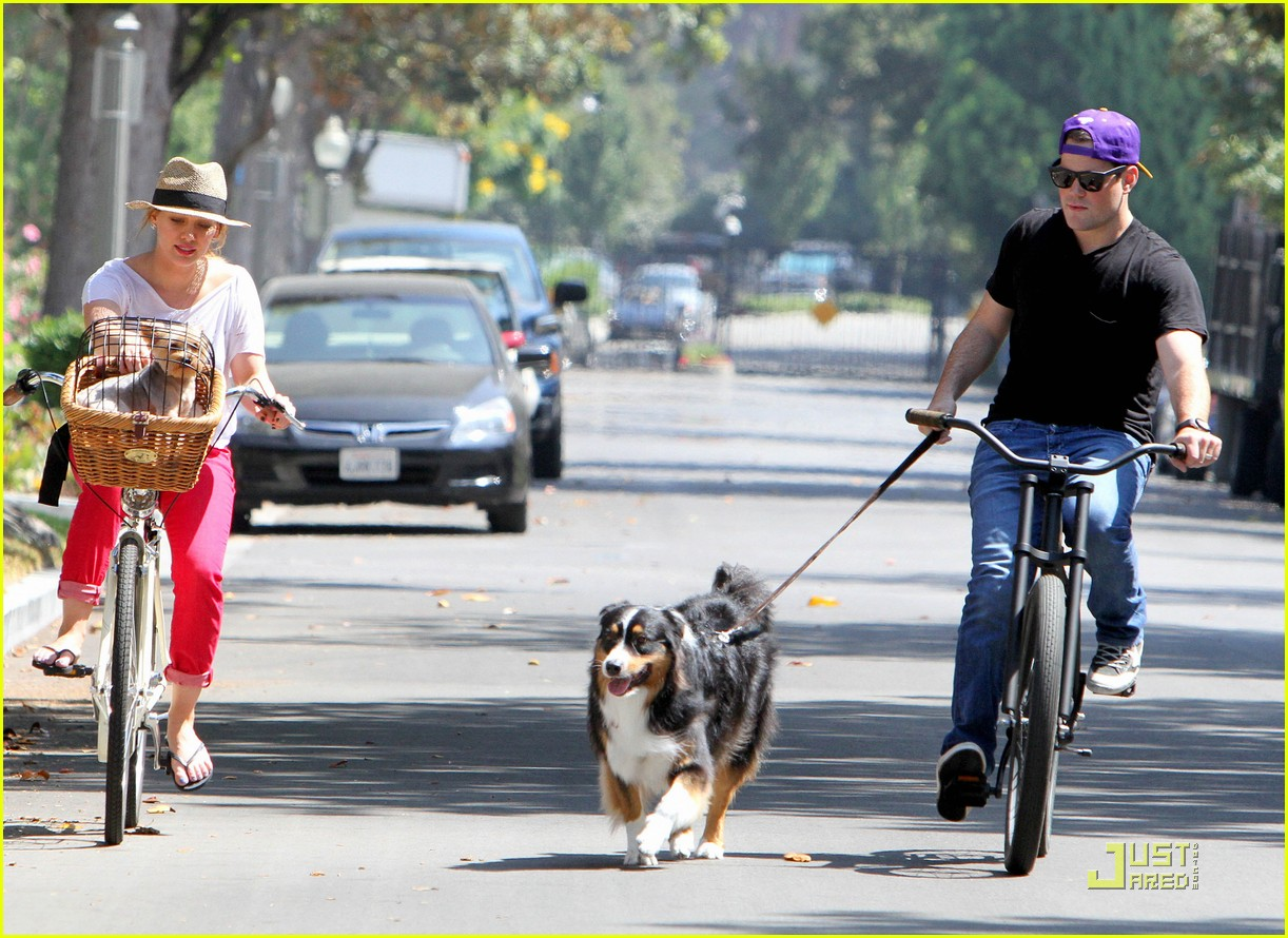 hilary duff mike bikes 13