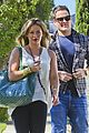 hilary duff mike party 02