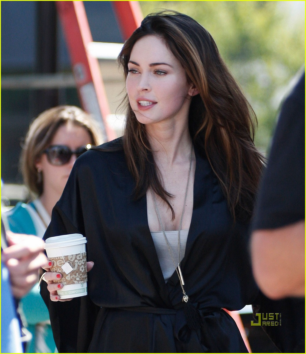 megan fox coffee this is forty 032572633