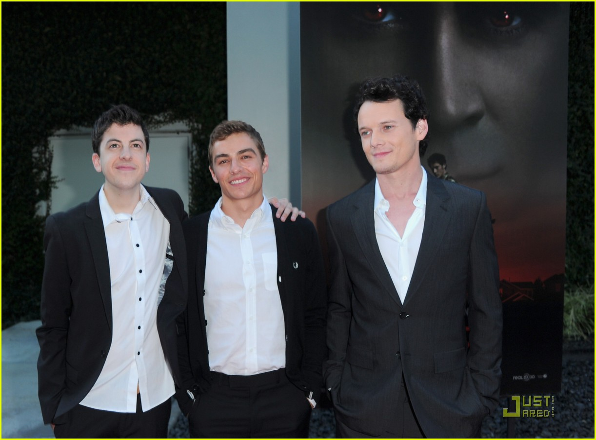 christopher mintz plasse dave franco anton yelchin fright night screening 03