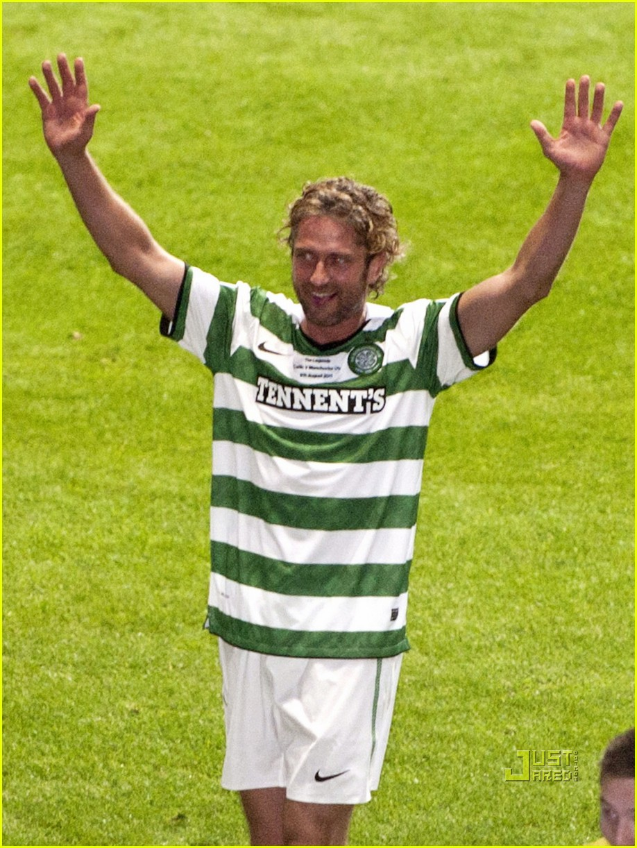 gerard butler charity match 052568841