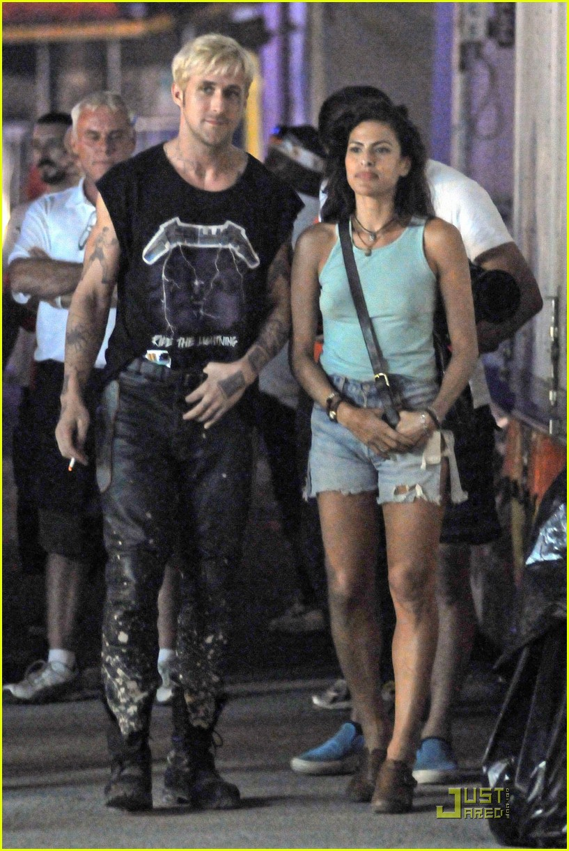 Is ryan gosling still dating eva mendes