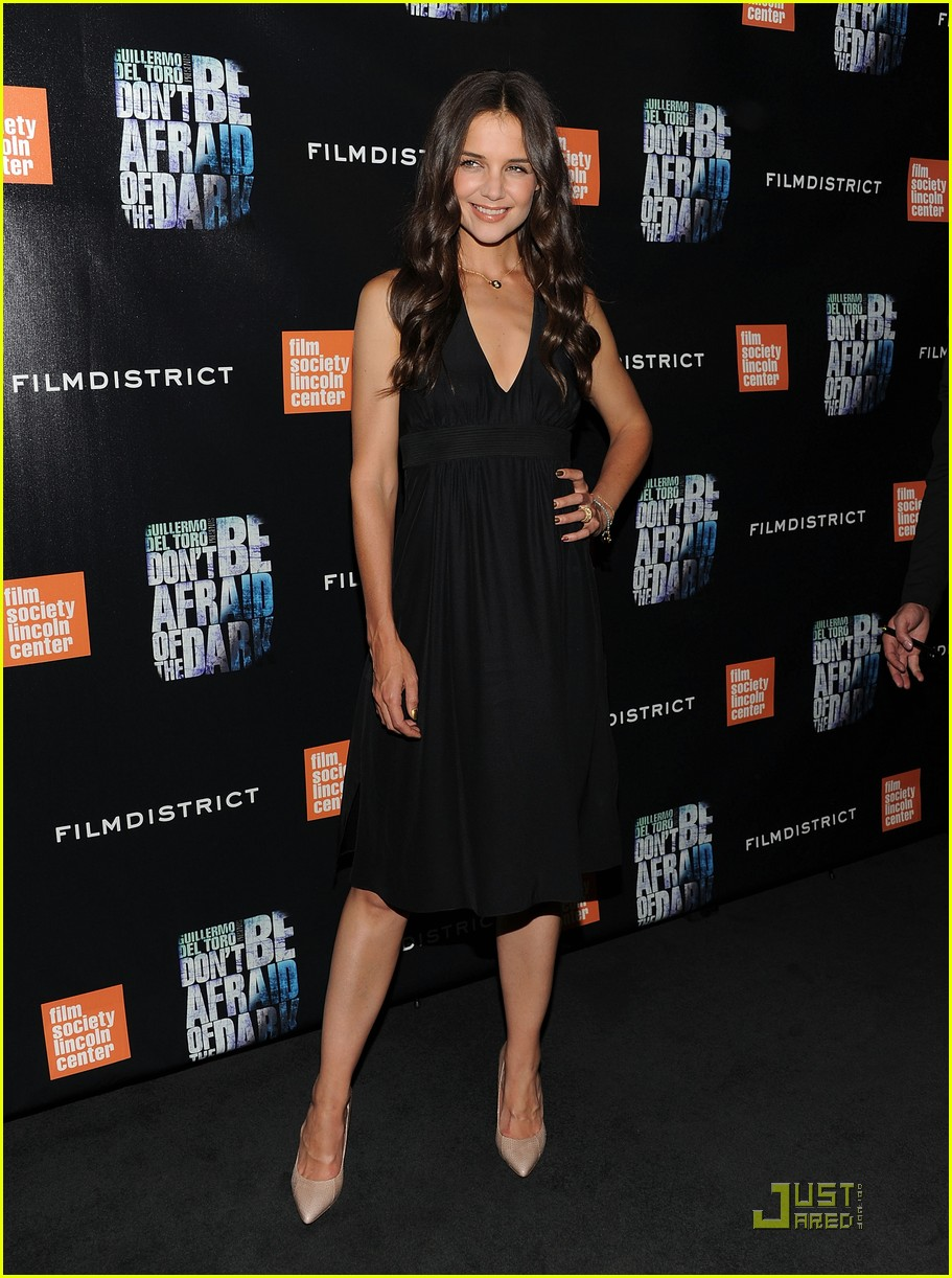 katie holmes dont be afraid premiere 012568337