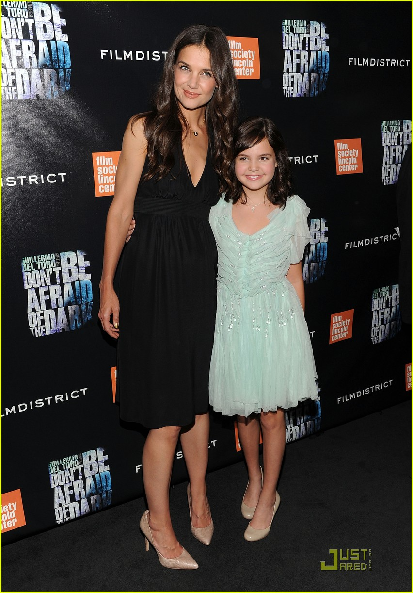 katie holmes dont be afraid premiere 102568346