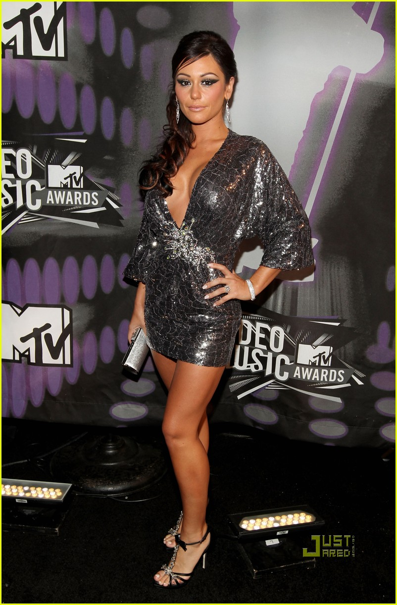 jersey shore mtv vmas 2011 red carpet 052574356