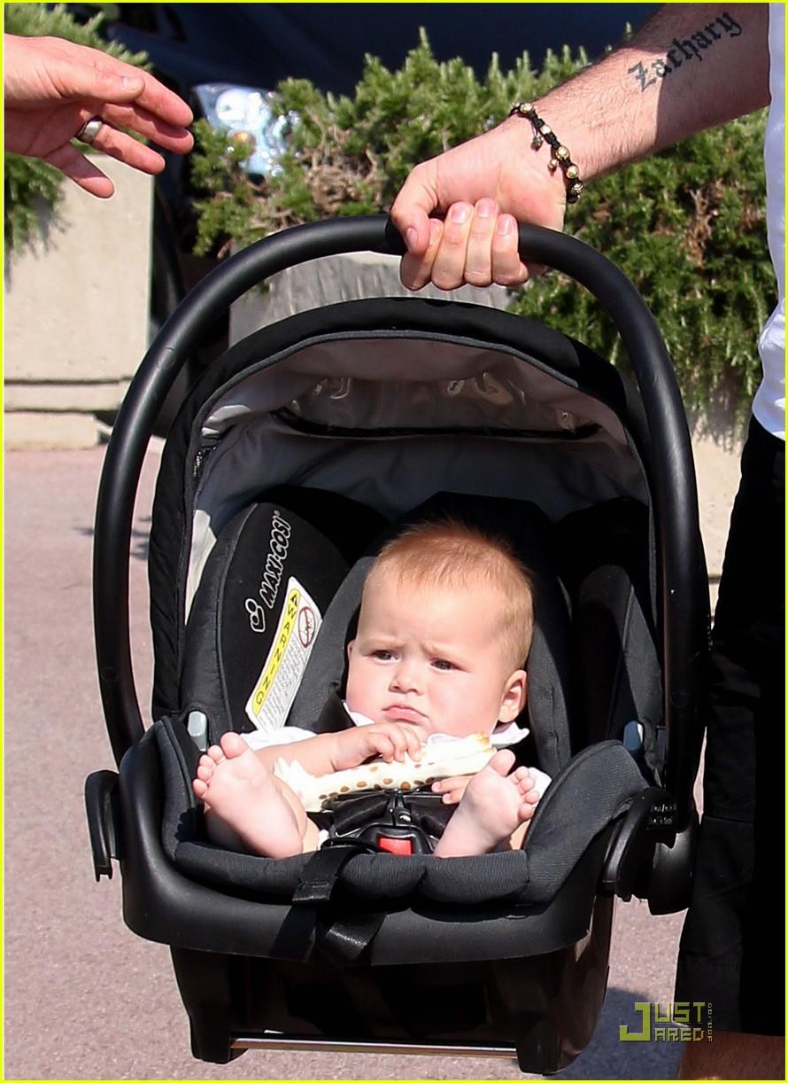 elton john david furnish st tropez with baby zachary 152567047