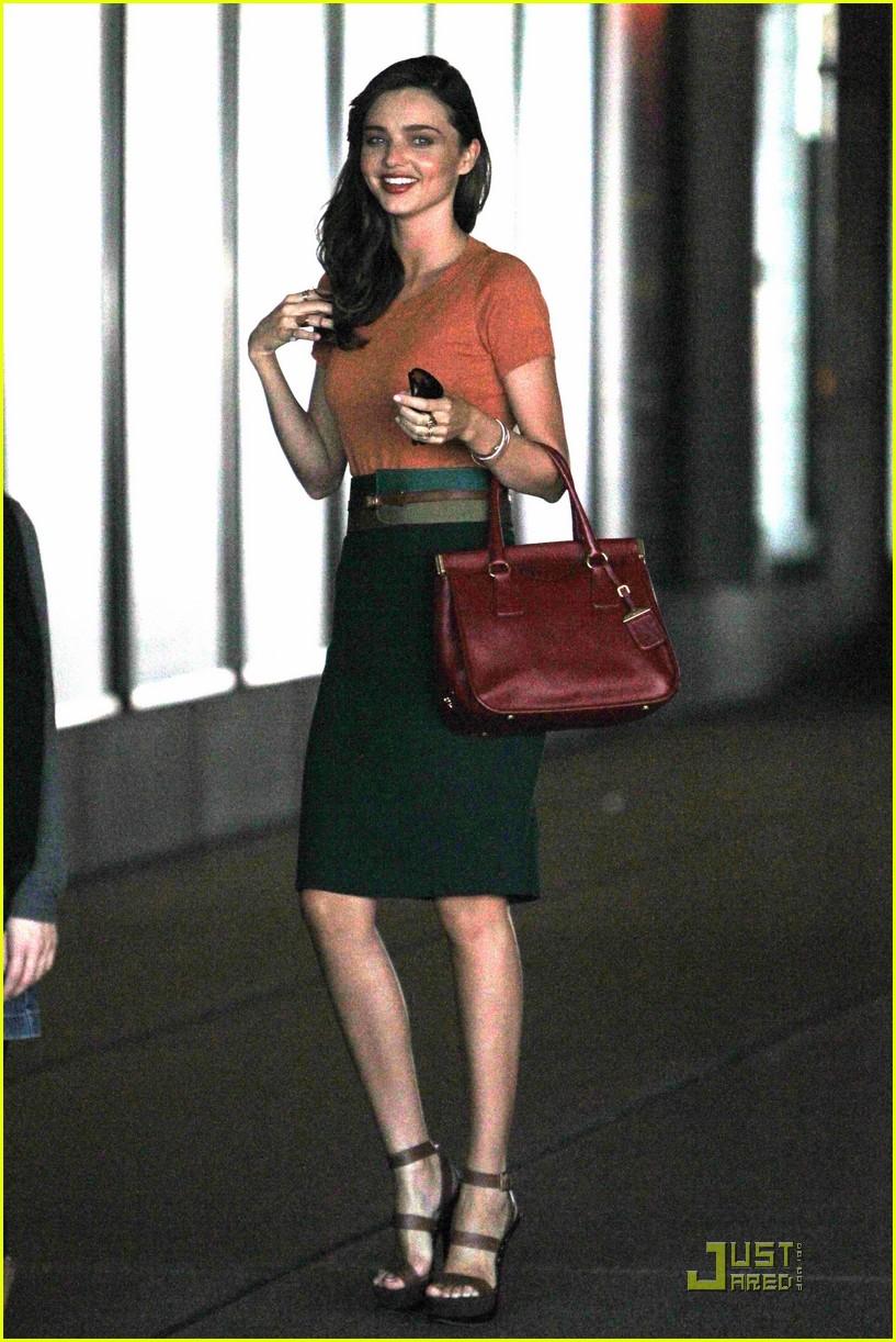 Miranda Kerr: Business Lunch Meeting!: Photo 2566513 ...