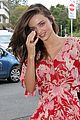 miranda kerr flynn red maxi dress 05