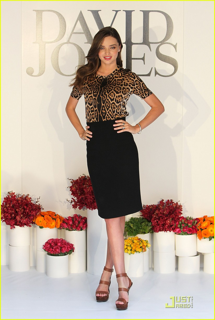 miranda kerr david jones fashion preview 012568730