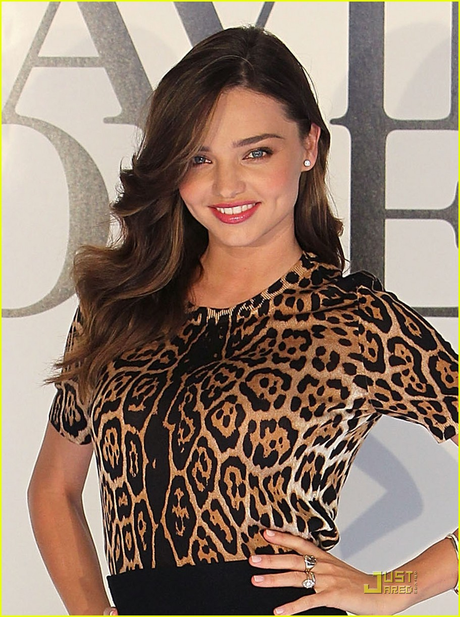 miranda kerr david jones fashion preview 022568731
