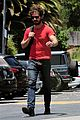 shia labeouf joe jonas west hollywood run in 09