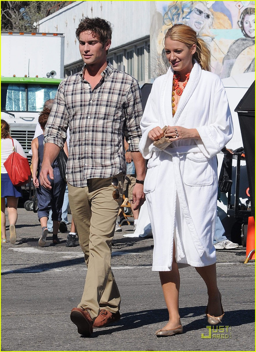 blake lively gossip girl chace 112566860