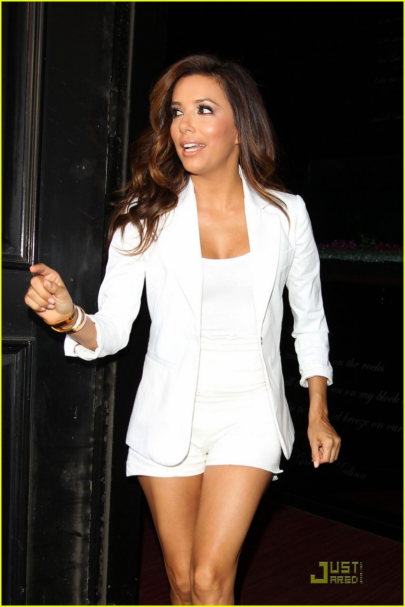 eva longoria beso shoot with mario lopez 092570892