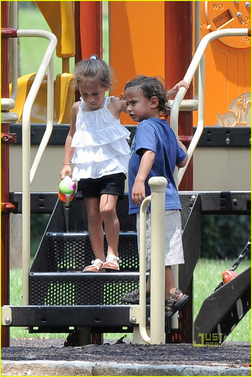 jennifer lopez max emme playground atlanta 03