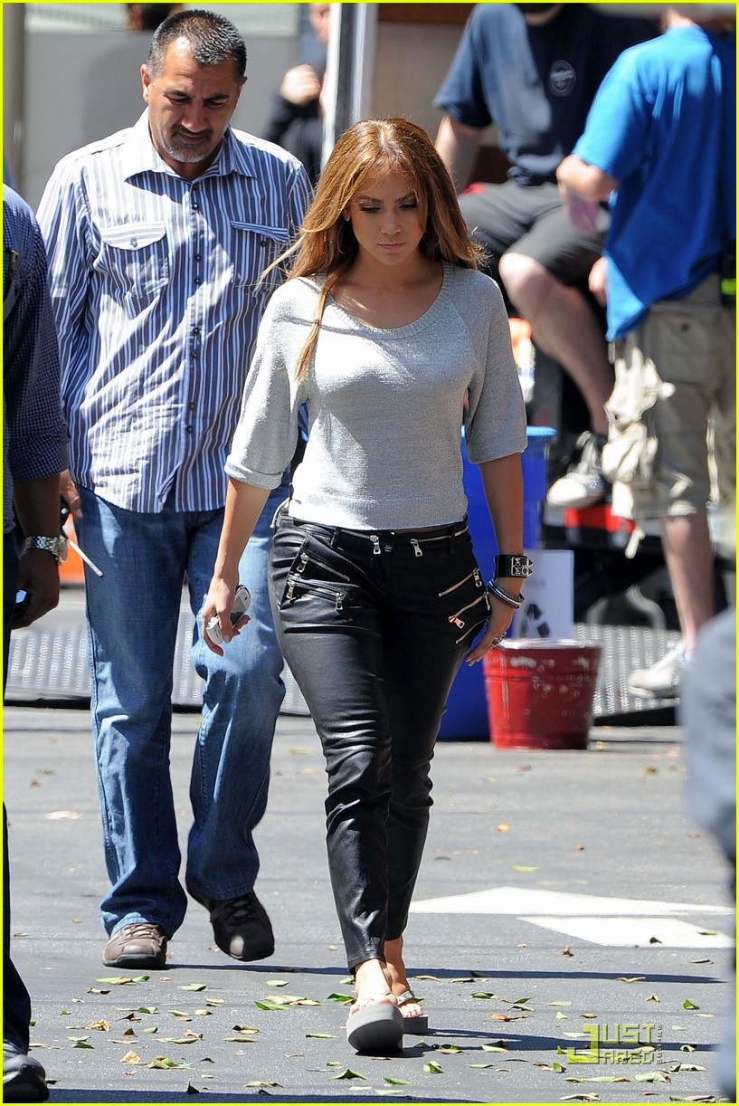 leah remini and jennifer lopez relationship with marc