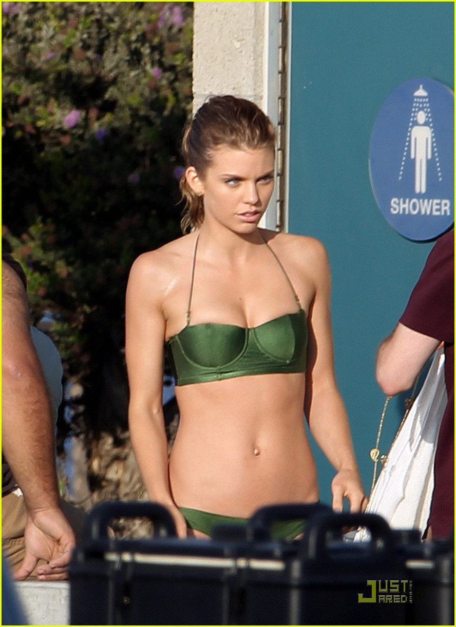 Just Jared Celebrity Gossip And >> AnnaLynne McCord: Slimed Bikini Babe: Photo 2569449 | 90210, AnnaLynne McCord, Bikini Pictures ...