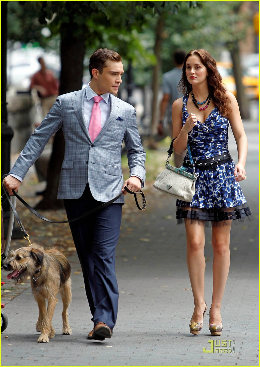 Ed westwick dating 2011