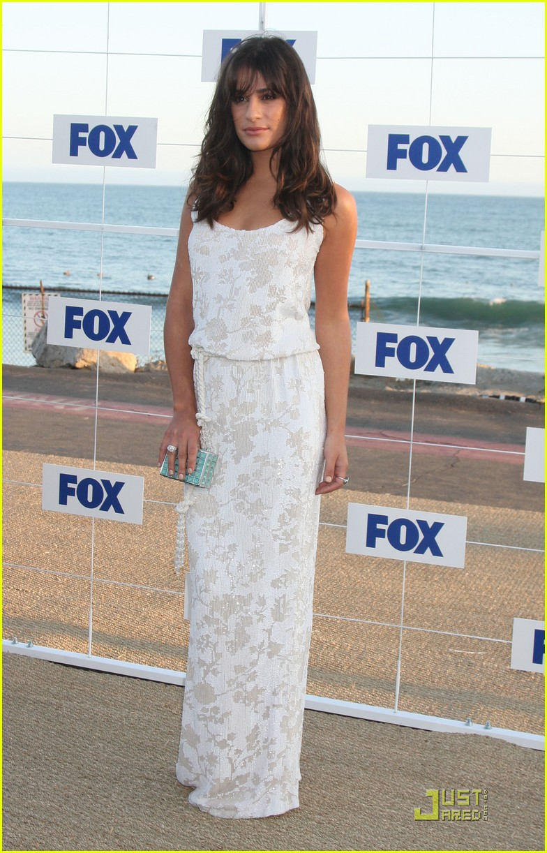 lea michele jenna ushkowitz fox allstar party 182567304