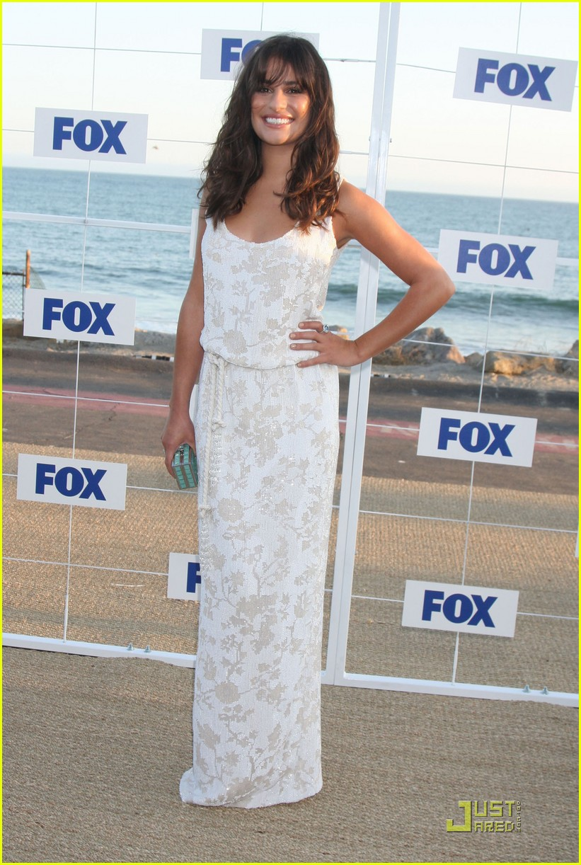 lea michele jenna ushkowitz fox allstar party 192567305
