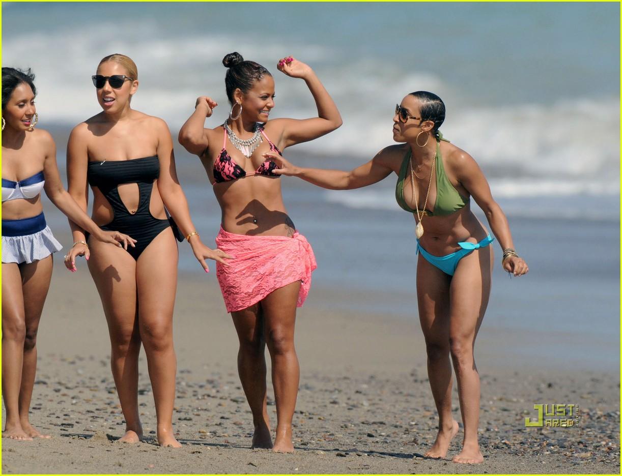 christina milian beach bikini 02