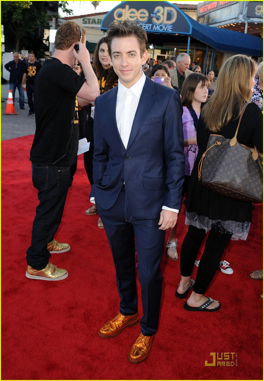 chord overstreet cory monteith glee guys at the premiere 012567659